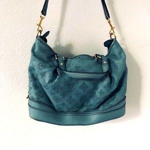 Louis Vuitton Light Blue Handbag